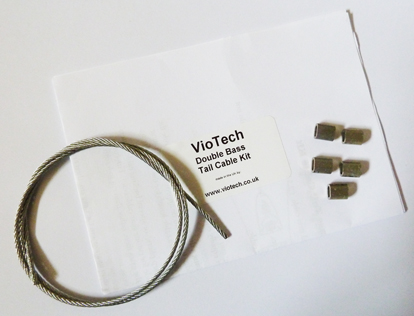 viotech bass cables